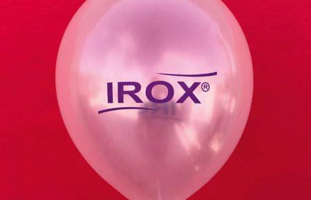 چاپ روی بادکنک irox