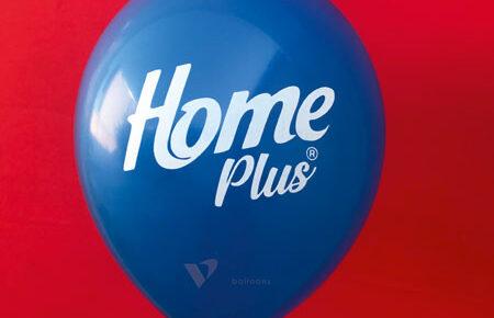 چاپ بادکنک home plus