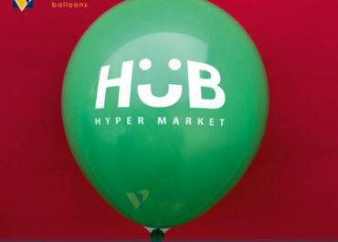 چاپ روی بادکنک hub